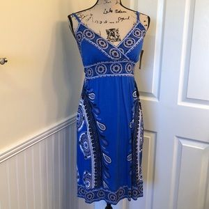 INC international concepts sundress size small